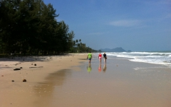 khanom-hill-beach-photos-Strand Nadan