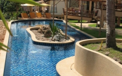 khanom-hill-pool-villa-children's pool