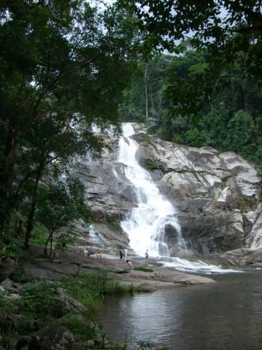Karom Wasserfall 3
