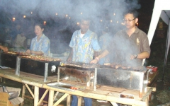 khanom-hill-events-Barbeque-dinner